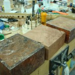 Redwood burl blanks