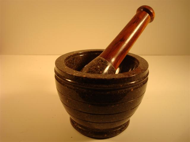 Exotic Wood Mortars Asian Antique Mortars Marble